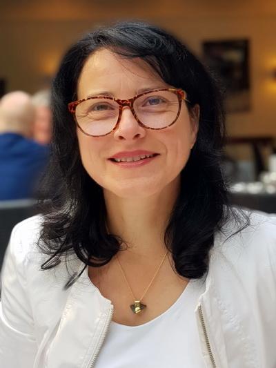 Ute Riegel - Autorin Frankfurt Krimi